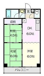 清水駅 6.0万円