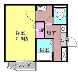 池下駅 5.2万円
