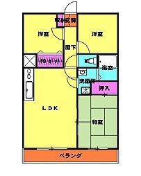 石原駅 6.8万円