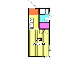 駒込駅 4.5万円
