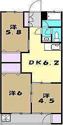 東小金井駅 9.0万円