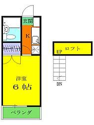 井野駅 2.7万円