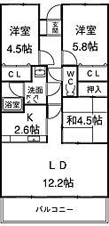 新前橋駅 7.4万円