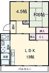 新安城駅 4.5万円