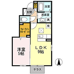 北綾瀬駅 7.3万円