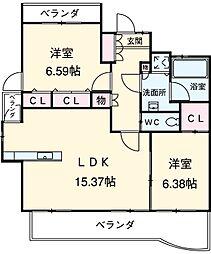 瓢箪山駅 13.0万円