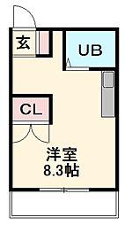印場駅 2.6万円