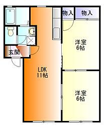 菊川駅 4.6万円