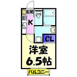西千葉駅 4.6万円