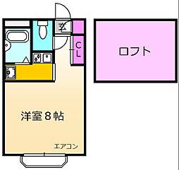 和泉府中駅 4.3万円