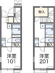 羽村駅 4.5万円