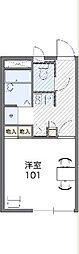 川島駅 3.8万円