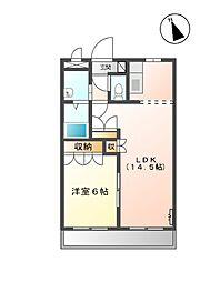 西尾駅 4.7万円