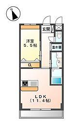 鶴ヶ峰駅 8.1万円