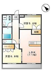 武蔵藤沢駅 7.5万円