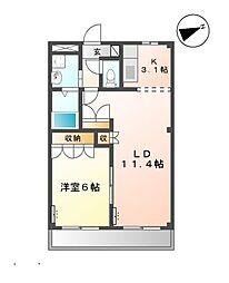 西尾駅 5.1万円