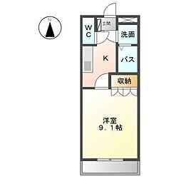 春田駅 4.4万円