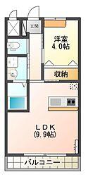 石岡駅 4.3万円