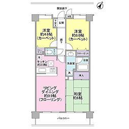 三ツ沢下町駅 11.5万円