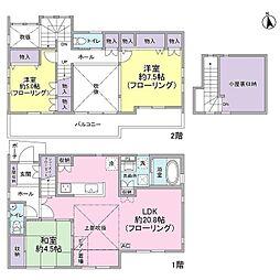 富士見町駅 13.0万円