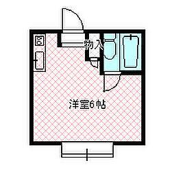 井野駅 2.5万円
