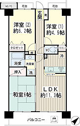 鶴見駅 11.4万円