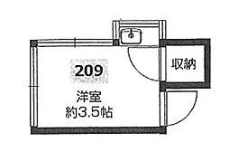 東高円寺駅 2.1万円