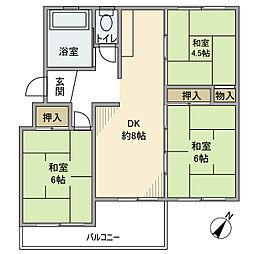 長津田駅 5.9万円