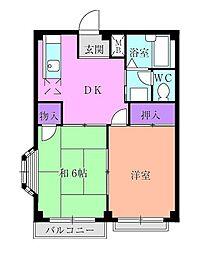 石刀駅 3.7万円