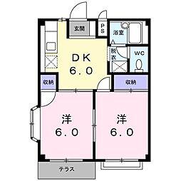川島駅 3.2万円