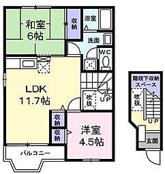青梅駅 5.1万円