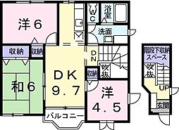 友部駅 4.9万円