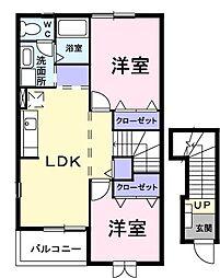 玉戸駅 4.2万円