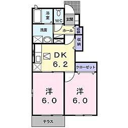 顔戸駅 4.0万円
