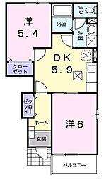 印場駅 5.3万円
