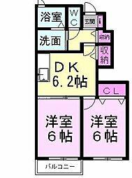 顔戸駅 3.6万円