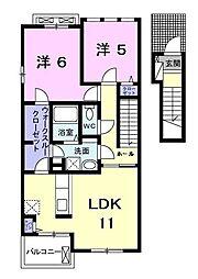 愛知御津駅 5.9万円
