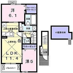 北上尾駅 7.7万円