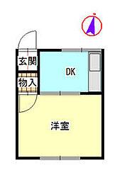 笠寺駅 1.9万円