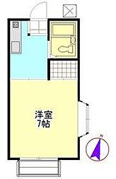 西千葉駅 3.4万円