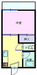 新検見川駅 3.7万円