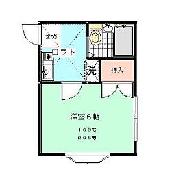 新検見川駅 3.5万円