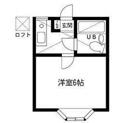 かしわ台駅 2.5万円