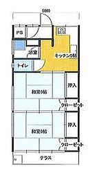レトロアパート寿荘