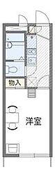 小俣駅 2.1万円