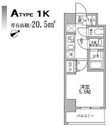 パークフラッツ横濱平沼橋