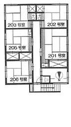 高田馬場駅 3.3万円