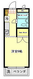 青梅線 東中神駅 徒歩20分