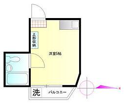 新中野駅 5.2万円