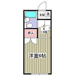 横浜線 相原駅 バス4分 相原十字路下車 徒歩4分